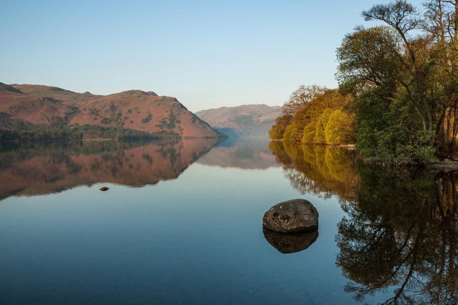 Ullswater reflection