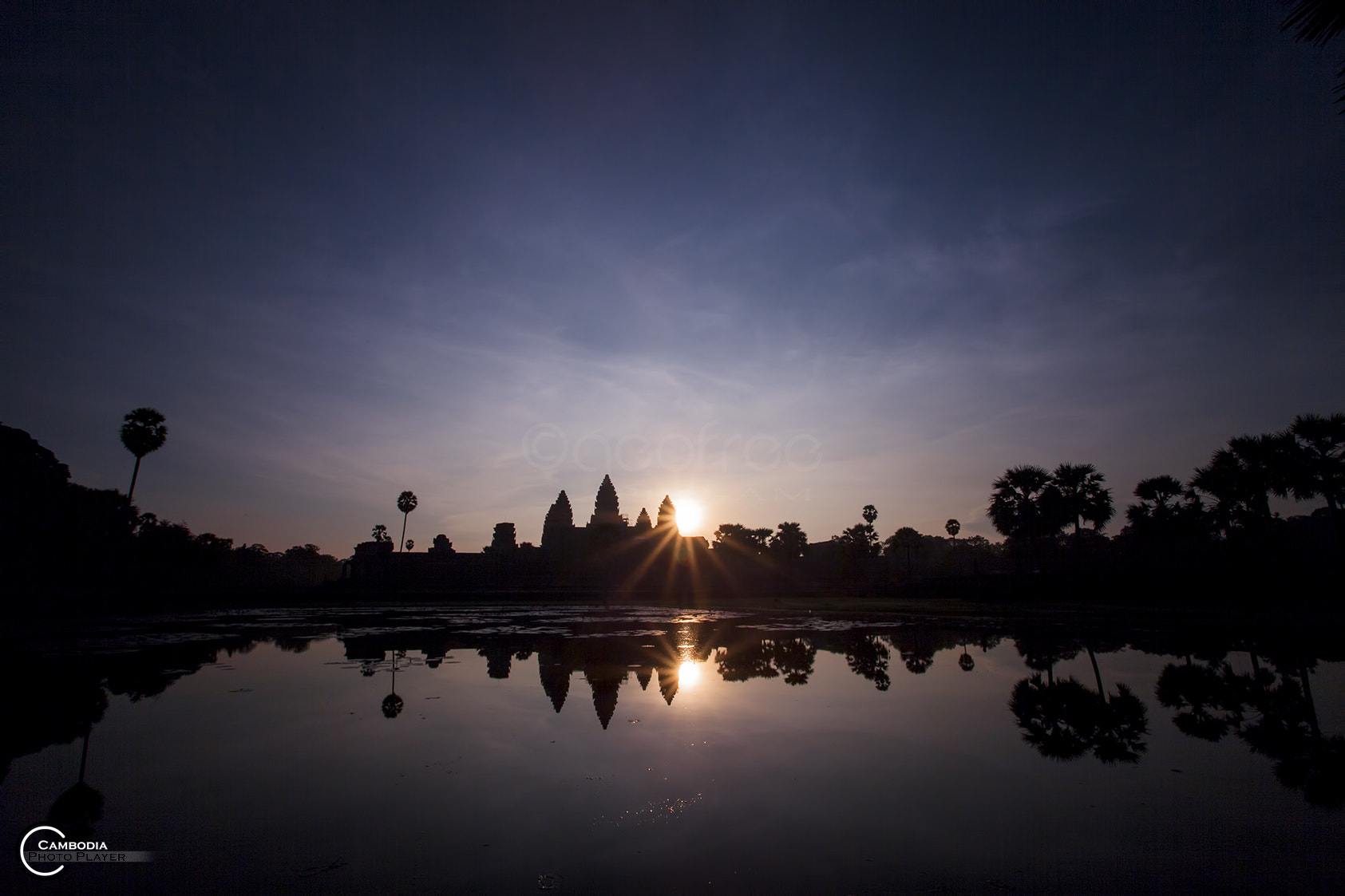 Photograph Cambodia Photo Player by LANG SOLINA on 500px