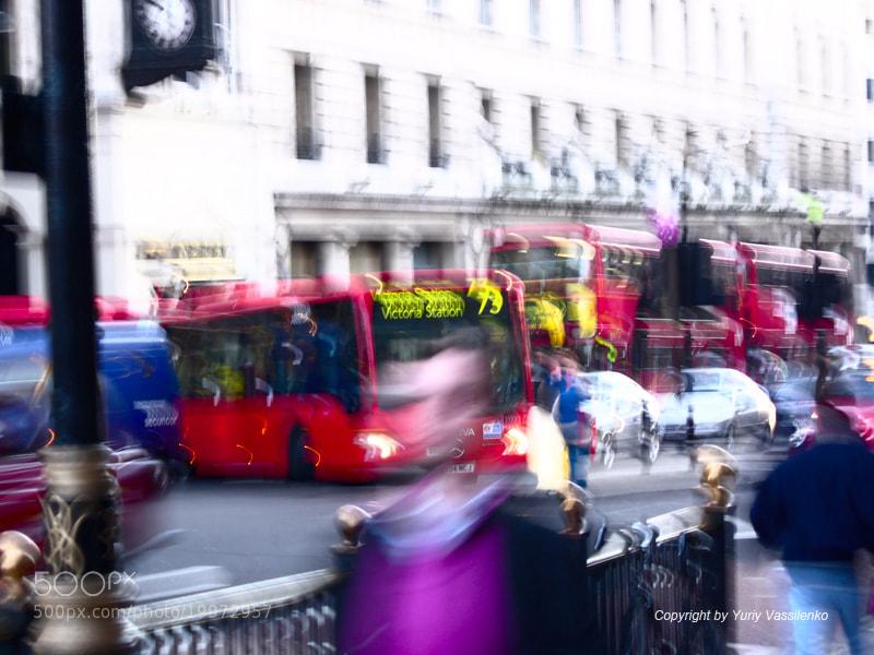 Victoria Station by Yuriy Vasilenko on 500px.com
