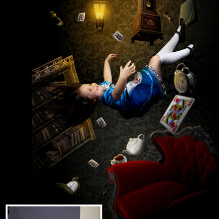 Alice In The Rabbit, Canon EOS 7D, Canon EF-S 18-55mm f/3.5-5.6 IS STM