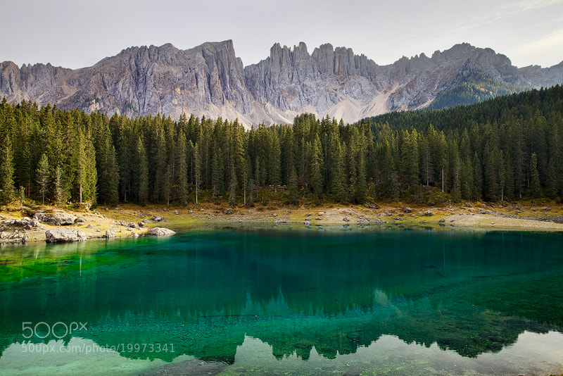 Photograph Lago di Carezza by Martin Rak on 500px