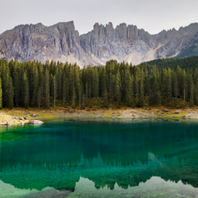 Lago di Carezza by Martin Rak (martas)) on 500px.com