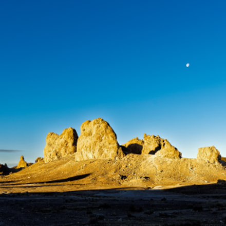 Trona Pinnacles Morning, Nikon D810, AF-S Nikkor 20mm f/1.8G ED