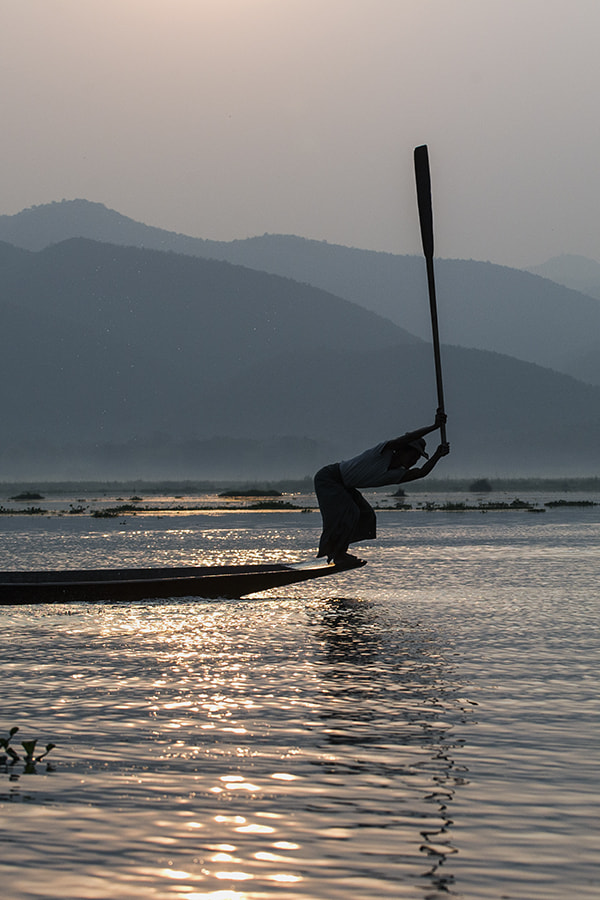 Photograph Inle lacke by Hai Thinh on 500px