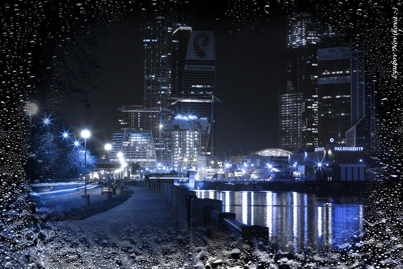 Photograph Night city. by Lyubov Novikova on 500px