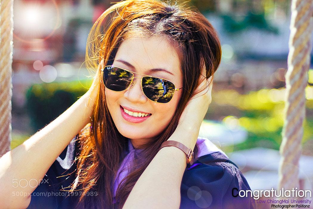 Photograph Congratulation by YAOWALAK RHITSOMCHIT on 500px