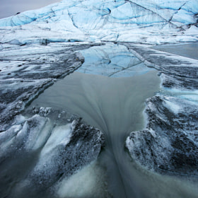 Glacier Ice by Pete Piriya (piriya)) on 500px.com
