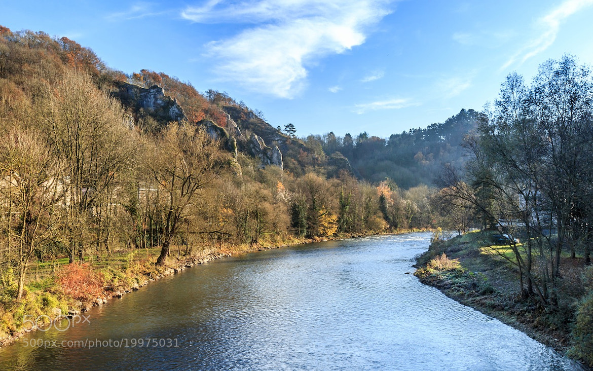 Photograph L'Ourthe by Didier flavion on 500px