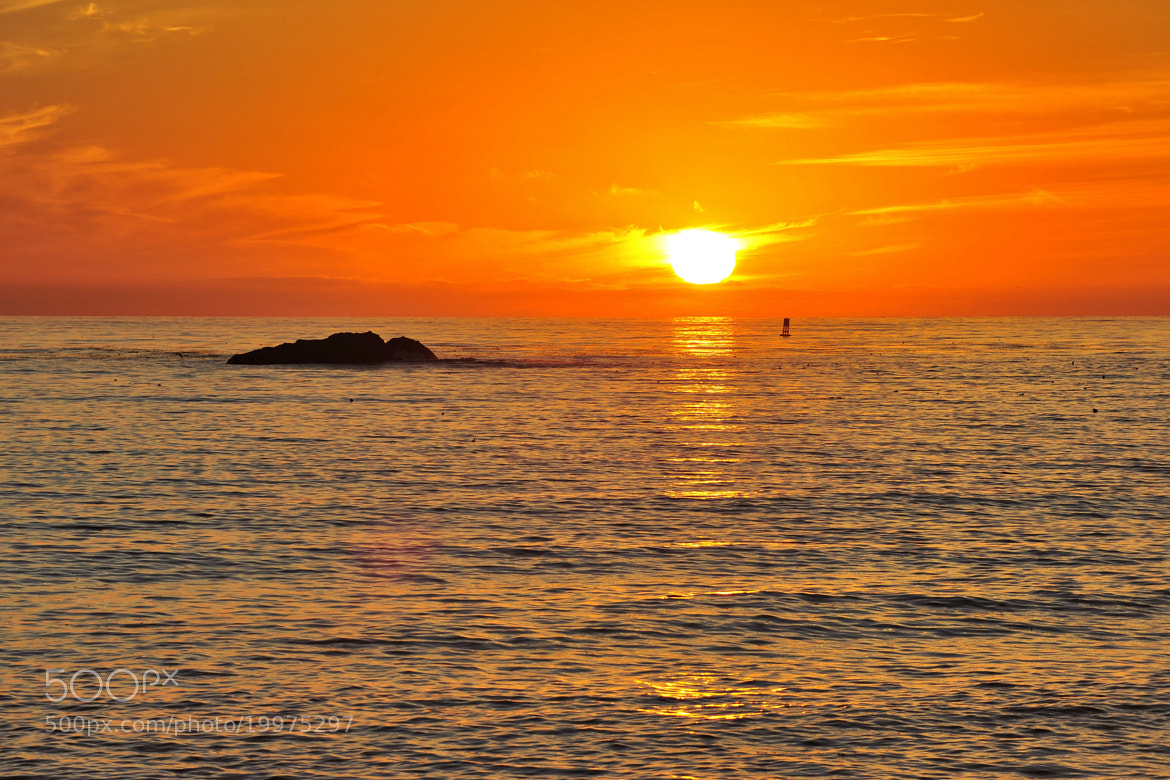 Photograph Sunset in Dana Point - December 5, 2012 by Rich Cruse on 500px