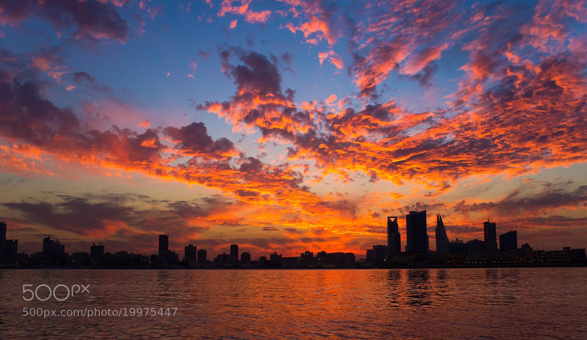Photograph Just Another Sunset by Wacky Toyoboy borj on 500px