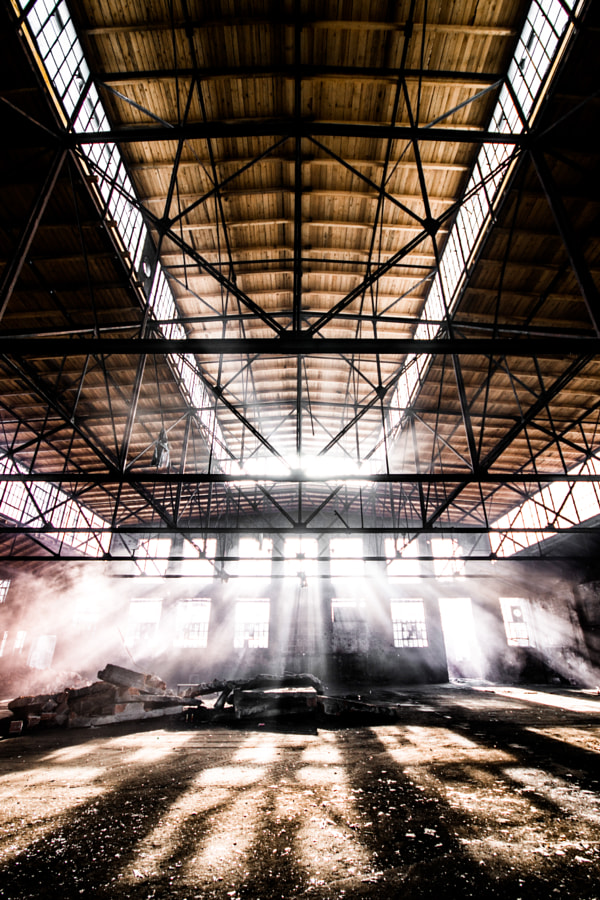 rays by Matthias on 500px.com