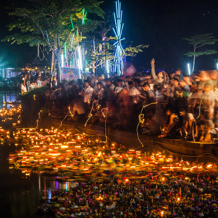 Loi Krathong New Year, Canon EOS 5D MARK II, Canon EF 28-90mm f/4-5.6