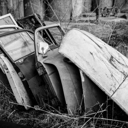 need an old rusty, Canon EOS 6D, Sigma 24-35mm f/2 DG HSM | A