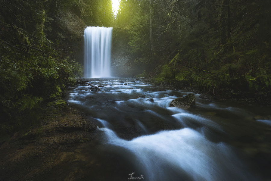 A Poetic Place by James Xiang
