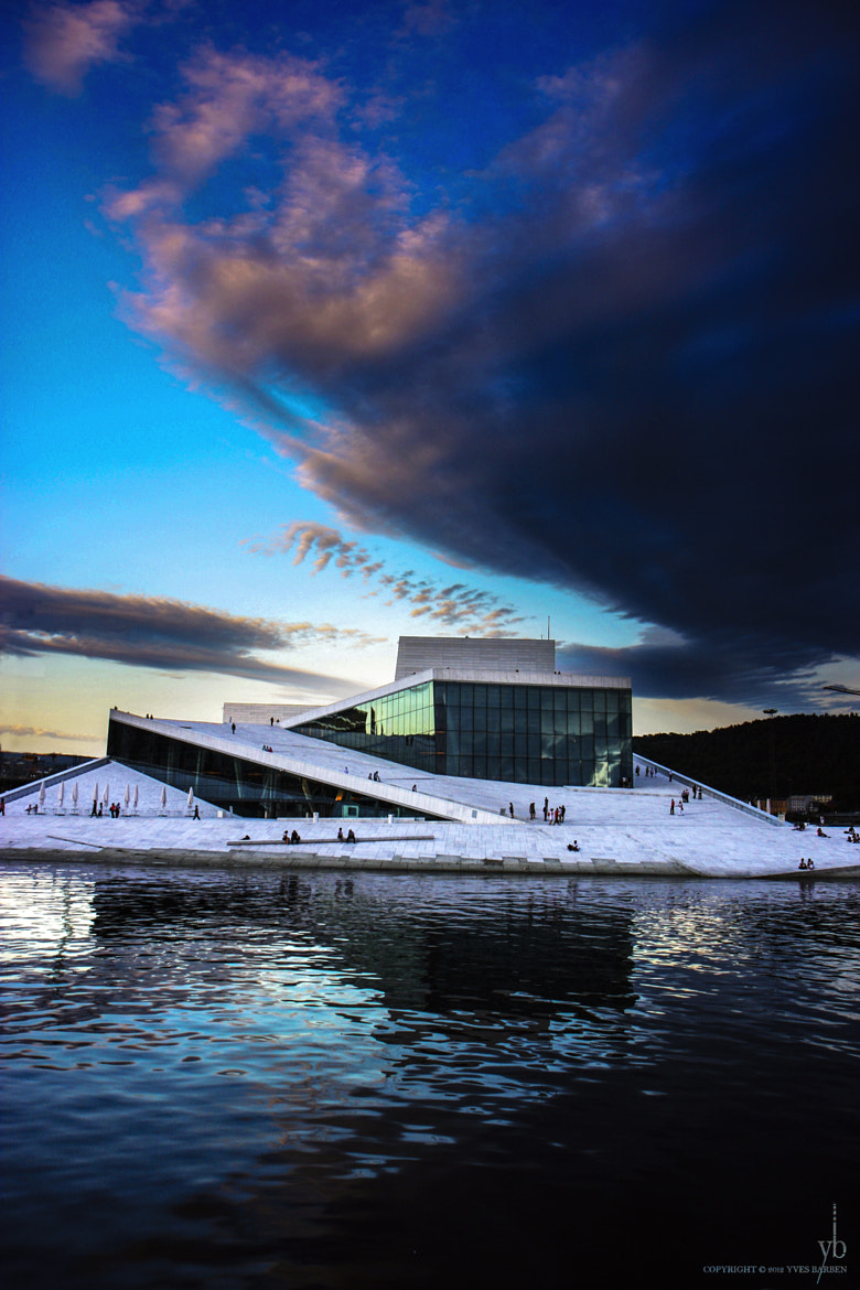 Photograph Oslo Opera by y b on 500px