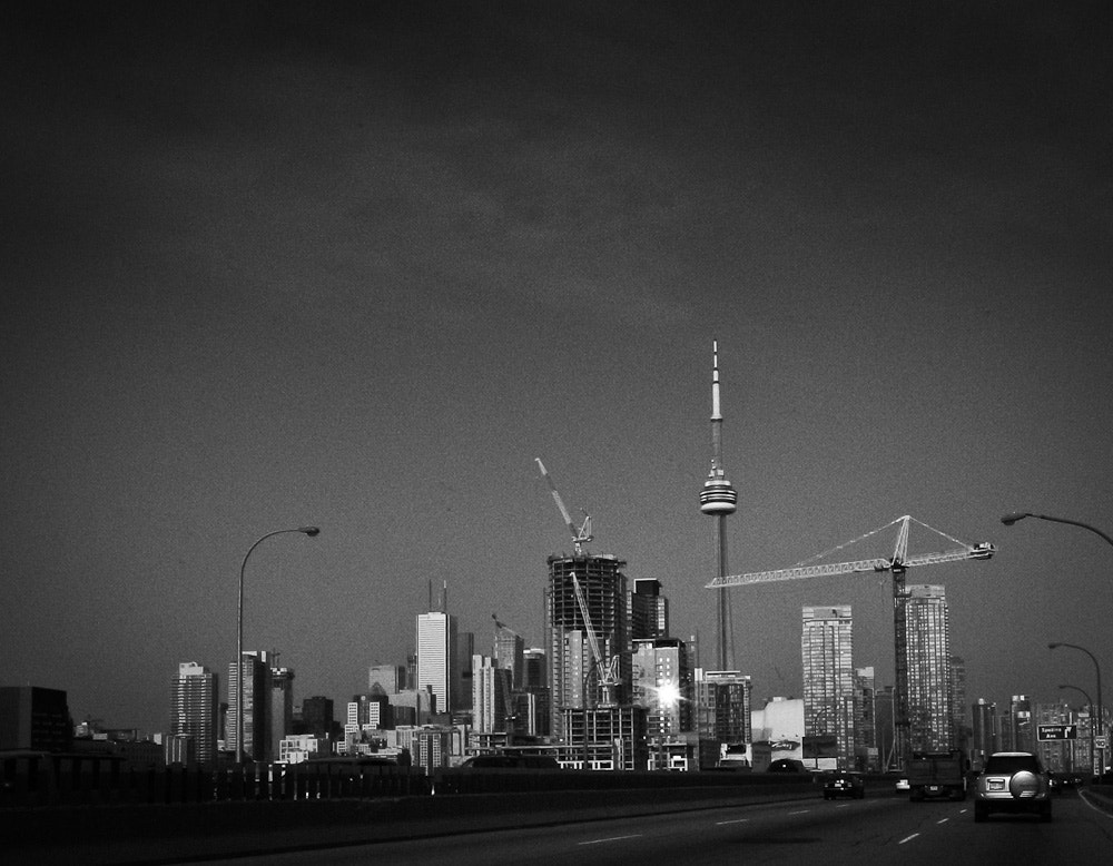 Photograph Approaching Toronto by Fred Ferrer on 500px