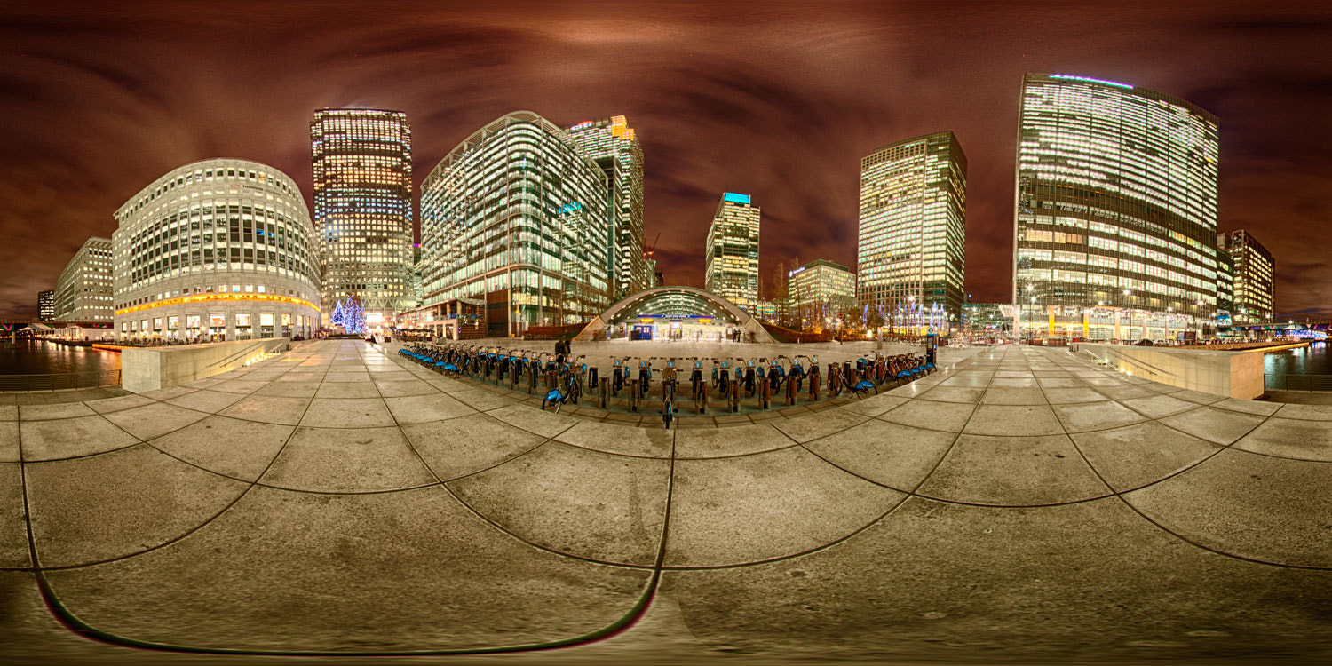 Photograph Canary Wharf by Nigel Harniman on 500px