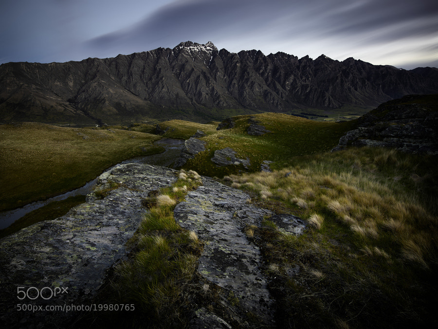Photograph The Remarkables, Queenstown by Christian Fletcher on 500px
