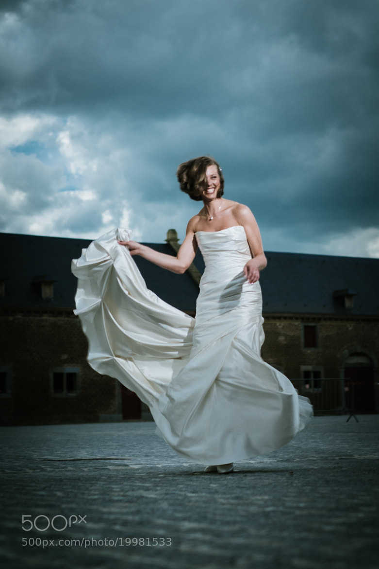 Photograph Dancing Bride by bert stephani on 500px