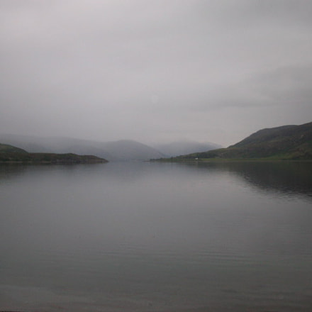 Loch Scotland - 2014, Canon DIGITAL IXUS I
