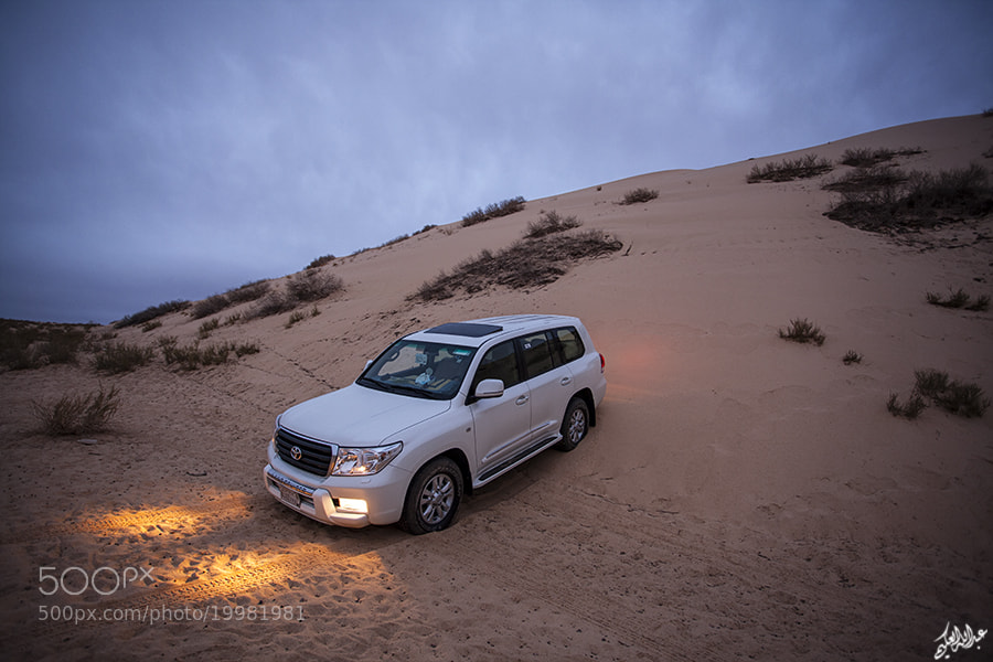 Photograph » Land Cruiser by Abdullah Al-Okime on 500px