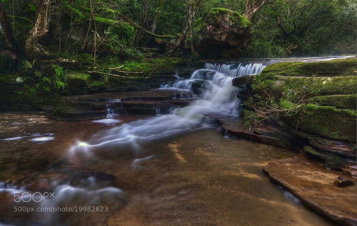 Photograph Untouched Falls. by Warren Patten on 500px