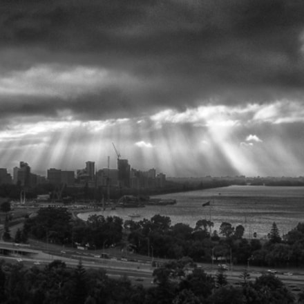 Cloudy morning in Perth, Panasonic DMC-FT20