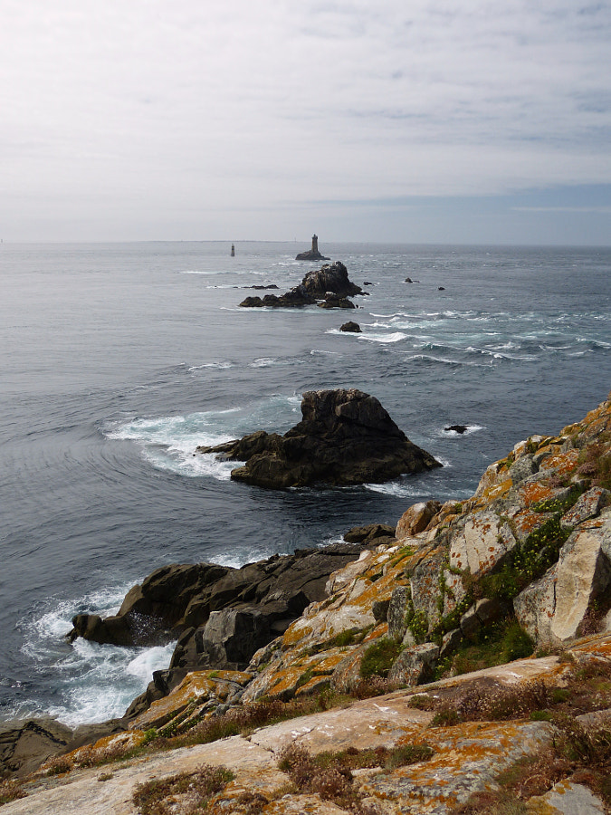 Phare de la Vieille (headlight) from the end of Europe by Yves LE LAYO on 500px.com