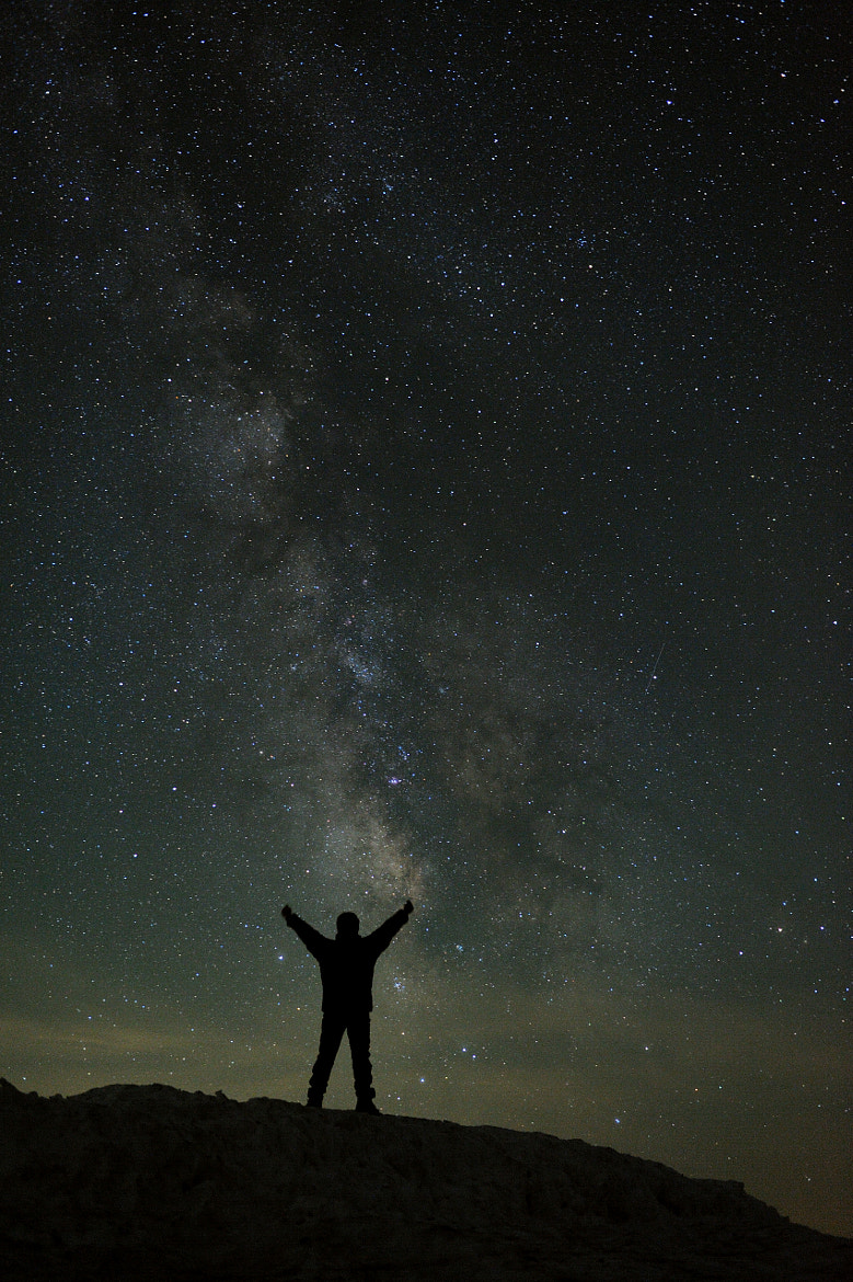 Photograph Myself & Stardust by Morikei  on 500px