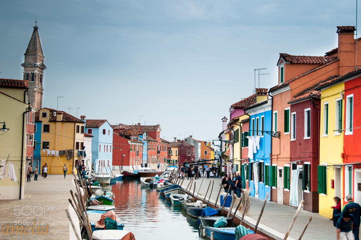 Photograph Burano by ameliape on 500px