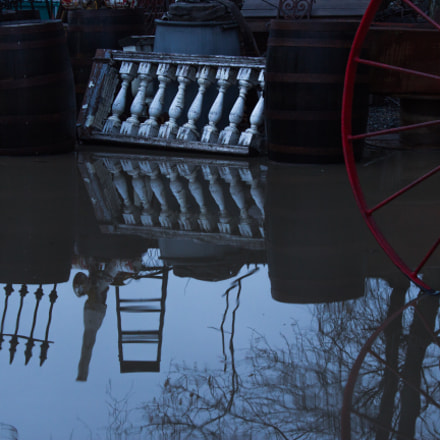 Archaic Reflections, Canon EOS REBEL T3I, Canon EF-S 18-55mm f/3.5-5.6 IS II