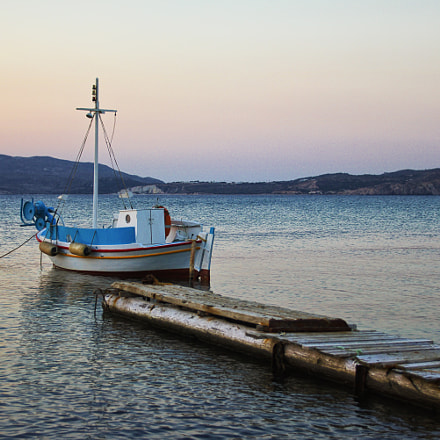 Greek Islands Summer Scape, Canon EOS 760D, Sigma 18-250mm f/3.5-6.3 DC OS HSM