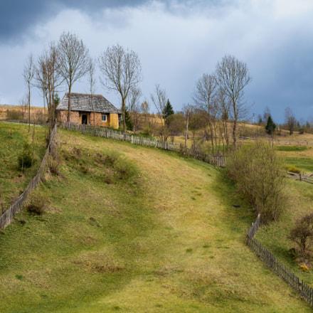Peaceful countryside, Ukraine
