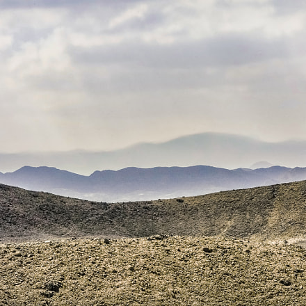 Layers of mountains was, Nikon D7200, Sigma 18-250mm F3.5-6.3 DC OS HSM