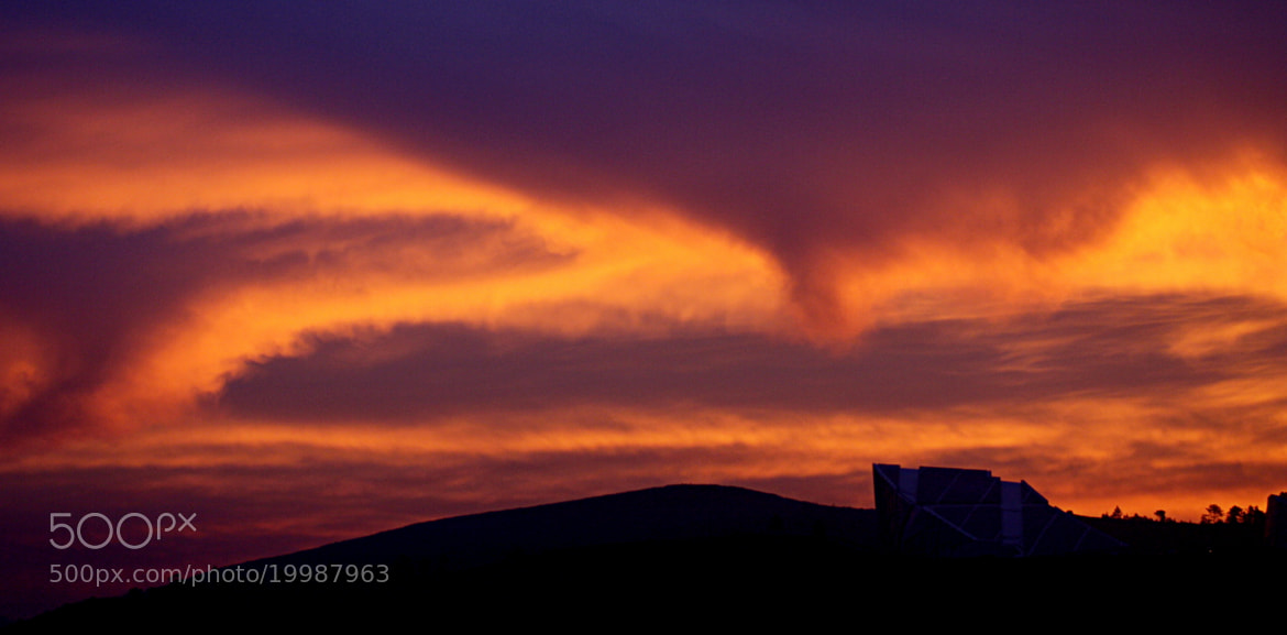 Photograph fire morning by Raquel Camurasiquel on 500px