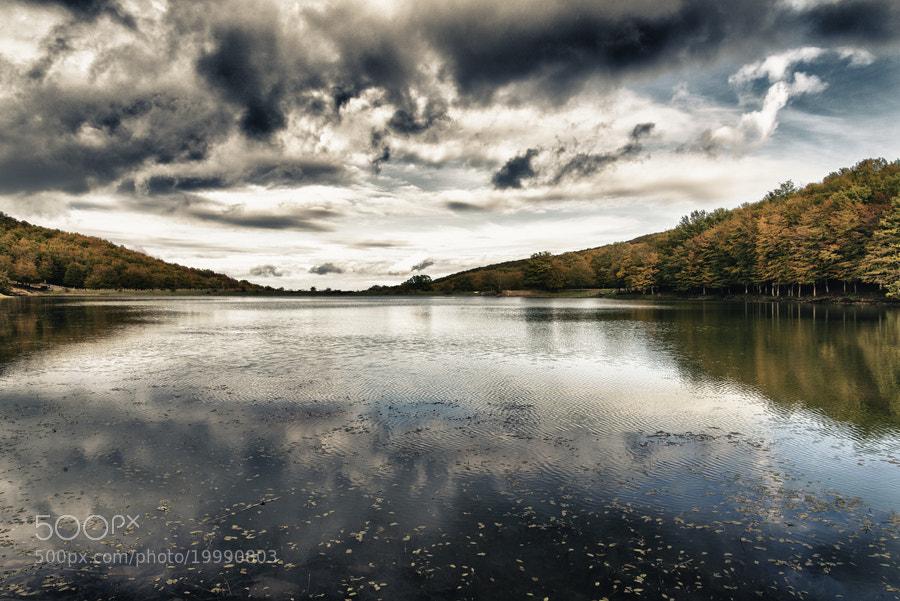 Photograph Nebrodi's Lake.. by Francesco Mangiaglia on 500px
