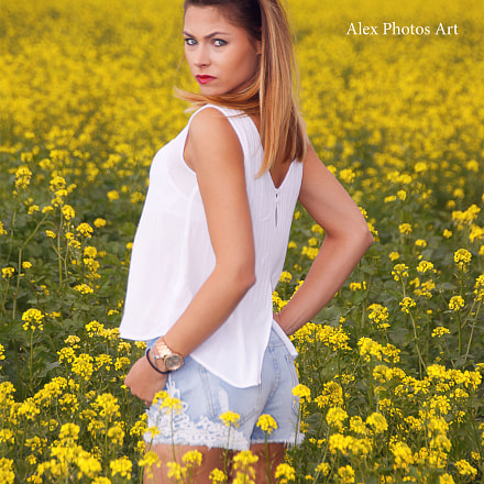 Melodie, Canon EOS 70D, Sigma 18-250mm f/3.5-6.3 DC OS HSM