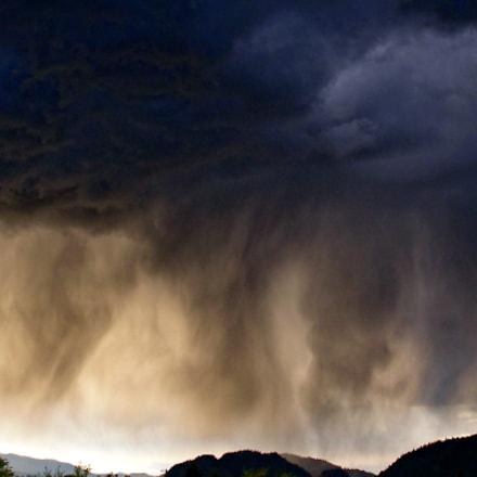 Okanagan storm