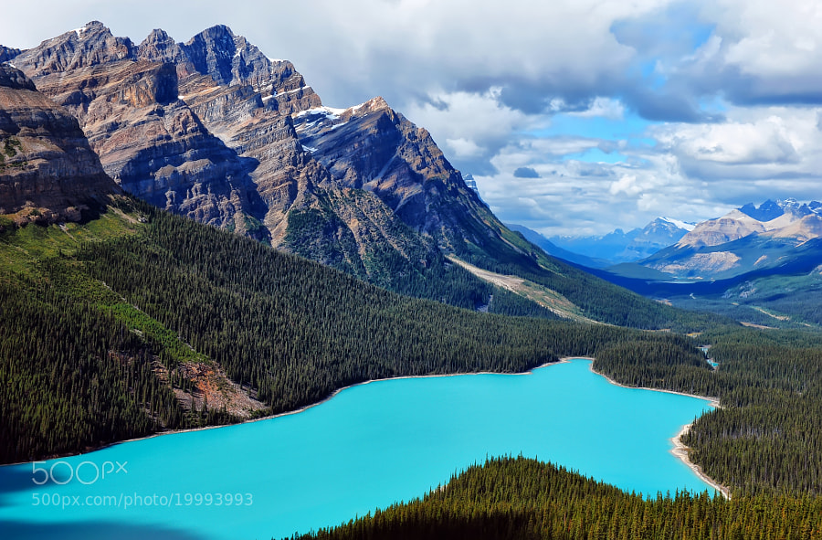 Banff national park 36 best of travel photographs for Canape lake park