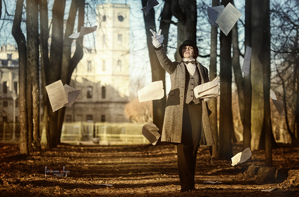Photograph Poet by Olga Firsova on 500px
