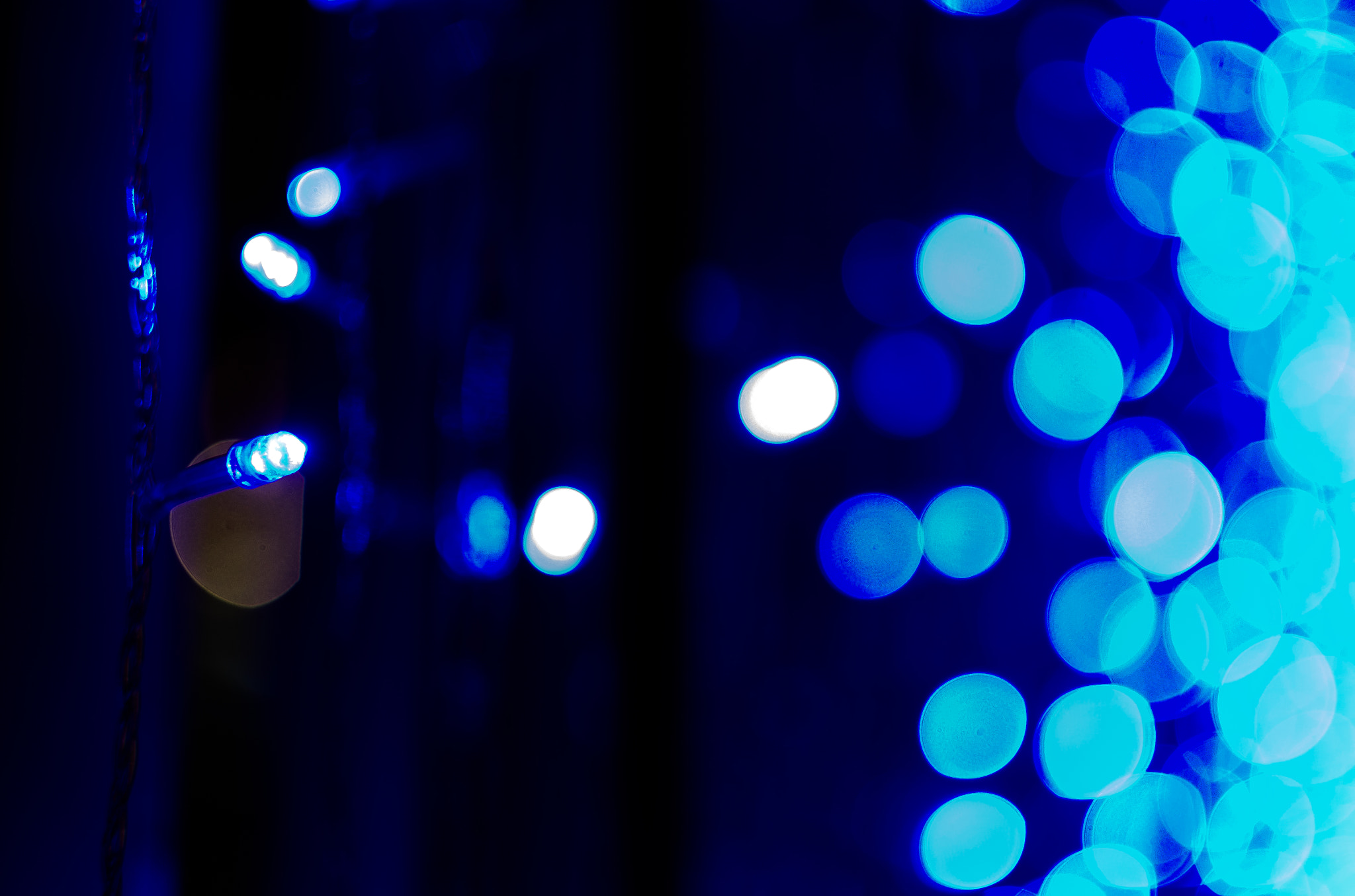 Photograph LED Bokeh by Heart Disk on 500px