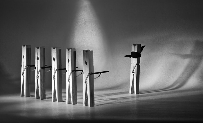 Photograph Firing squad - Execution by Nermin Smajić on 500px