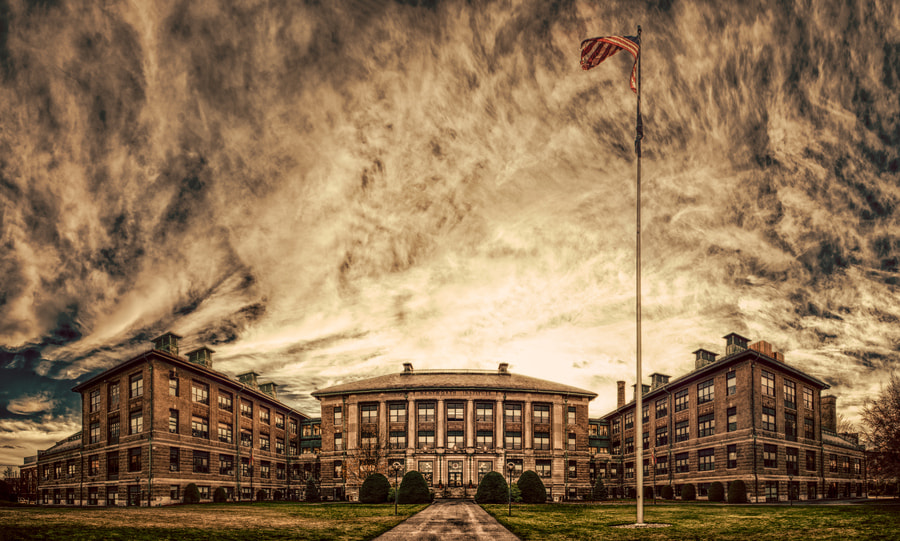 Photograph Wentworth Institute by Dylan Colon on 500px