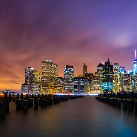 New York Colours, Canon EOS 5DS, Canon EF 16-35mm f/4L IS USM