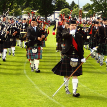 Pipe Band, Canon EOS 7D, Canon EF 35-80mm f/4-5.6 USM