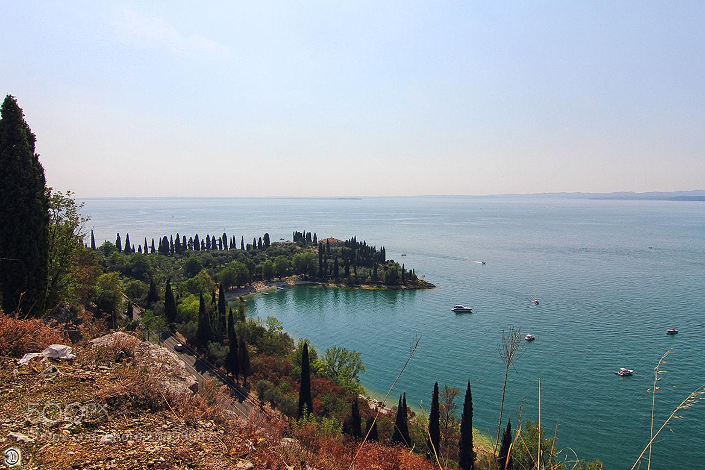 Photograph lago di garda by Daniel Lang on 500px