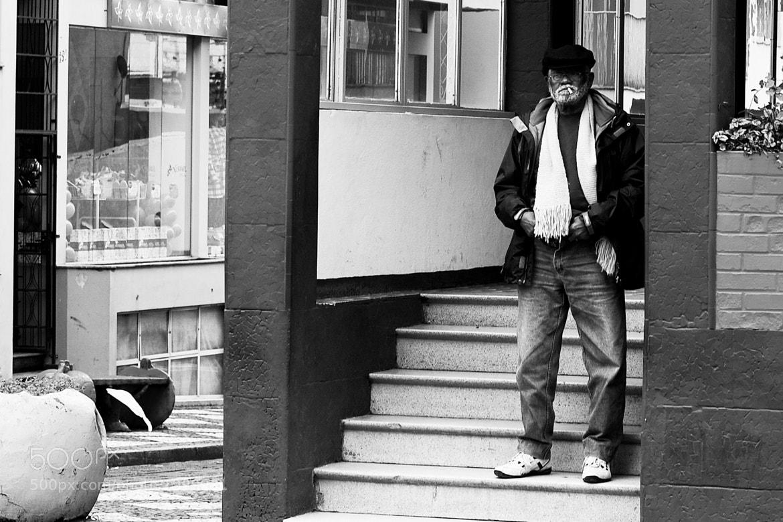 Photograph Smoking by Eduardo Daniel on 500px