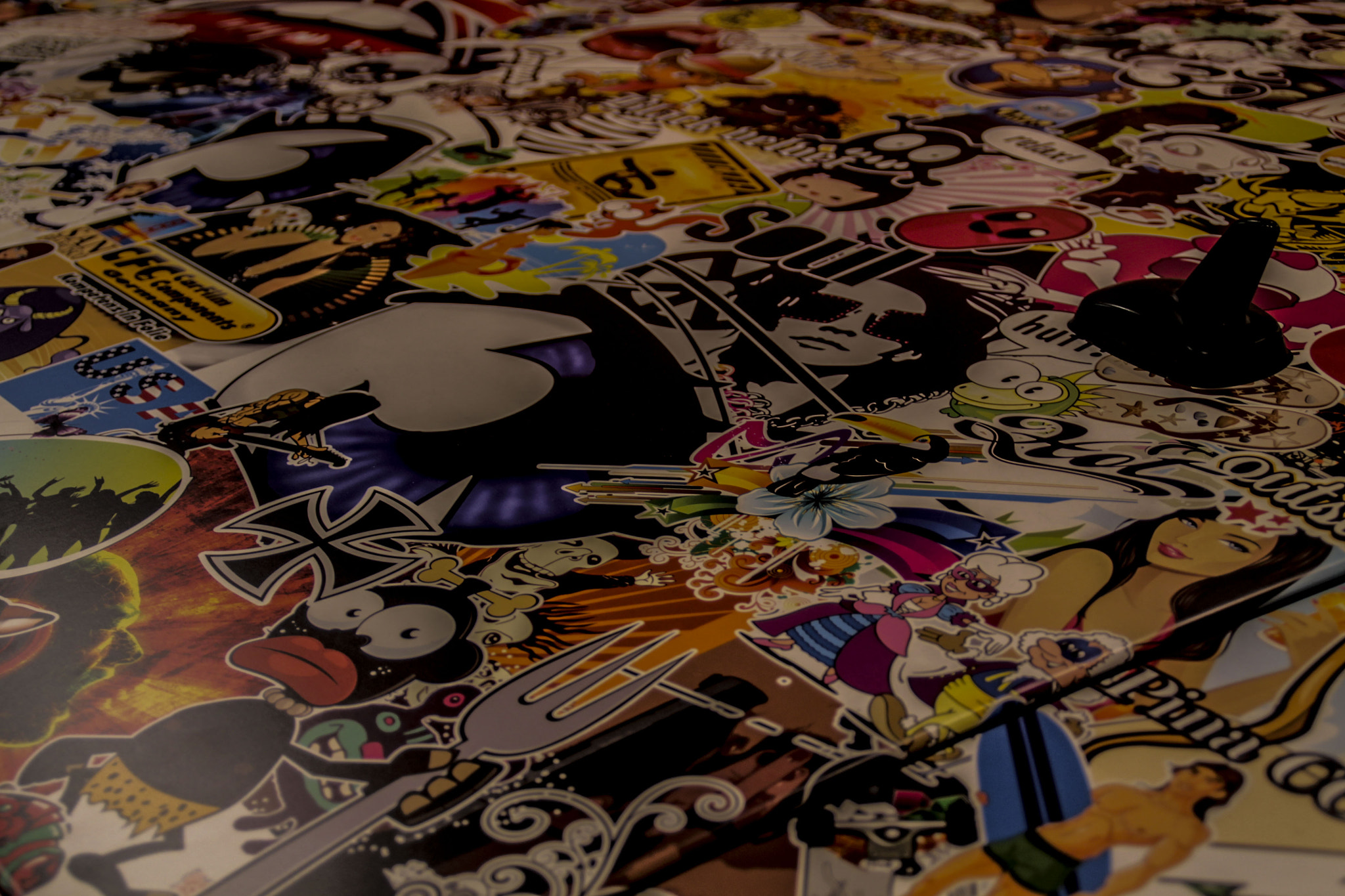 Photograph Stickerbomb by Leon Schult on 500px