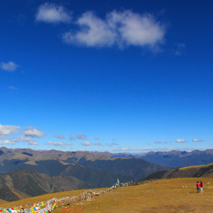 Highest point I've ever, Canon EOS KISS X7, Canon EF-S 18-55mm f/3.5-5.6 IS STM