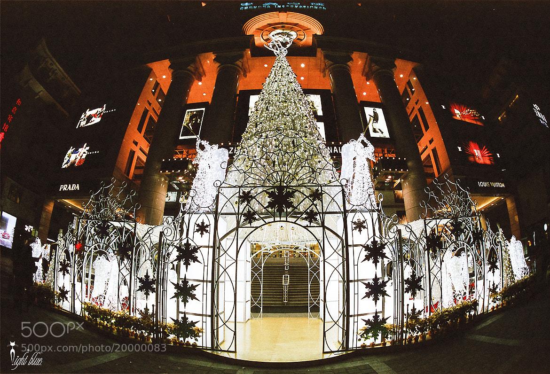 Photograph christmas light by na shang on 500px